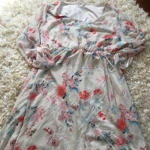 PinkBlush Dress 2x